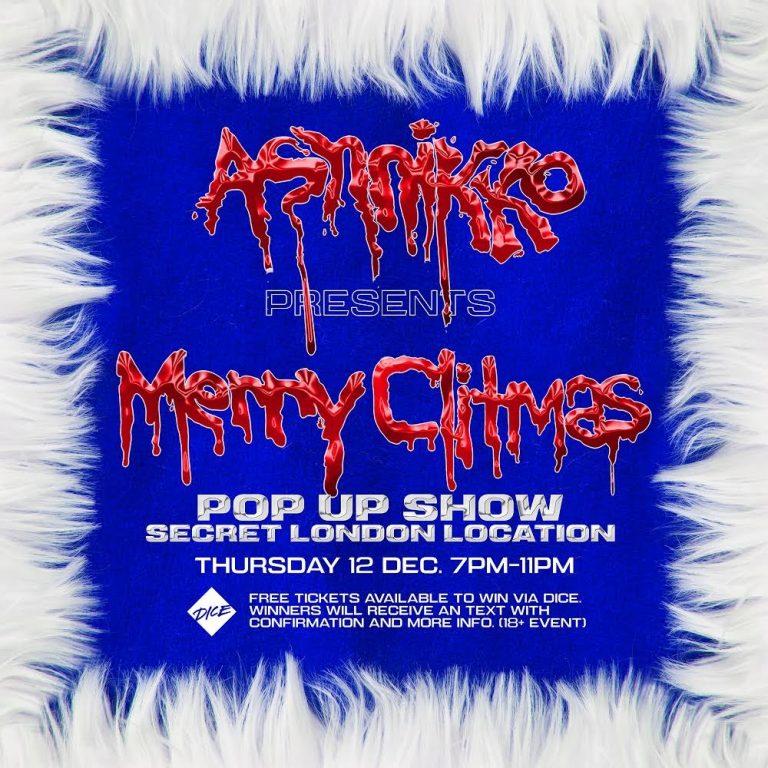 Merry clitmas ashnikko krystal lake london tiktok