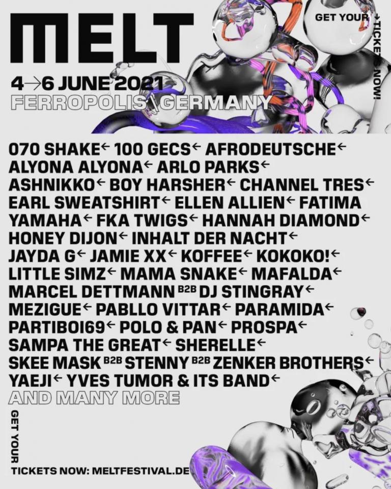 Melt Festival Ashnikko Krystal Lake Germany 2021 Festival 070 shake