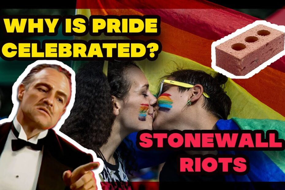 Stonewall riots uprising pride